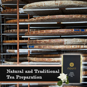 Natural and Traditional Tea Preparation