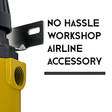 No Hassle Workshop Airline Accessory