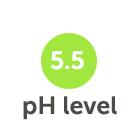 PH Level 5.5