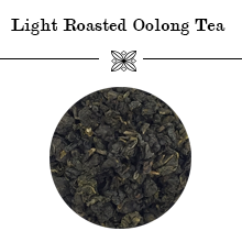 Light Roasted Oolong Tea