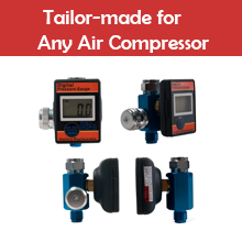 The Air Regulator Tailor-made for Any Air Compressor
