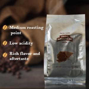 The Best Coffee Culi Robusta Whole Bean