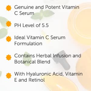 Genuine Vitamin C Serum