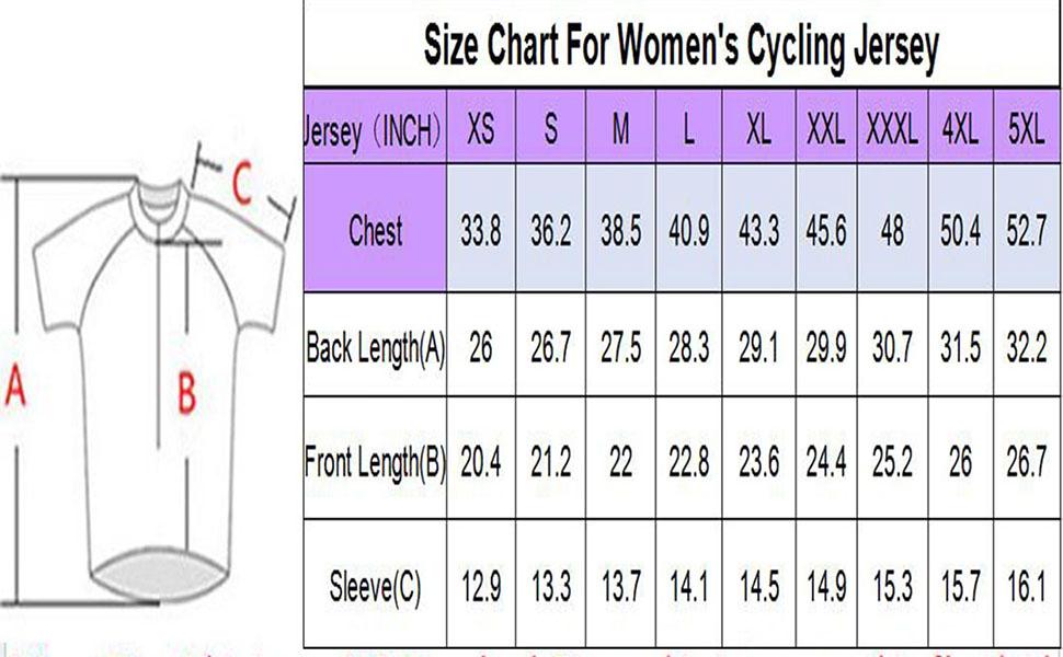 cycling jersey womens