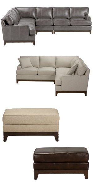 Amazon.com: Ethan Allen sofá Arcata, Tela: Kitchen ...