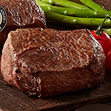 gift grill sampler grilling meal ribeye sirloin steak steaks pack aged dry frozen delivery perisha
