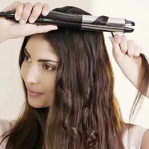 Create Bouncy Curls