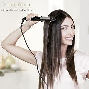 Straighten Your Hair