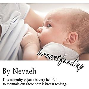 breastfeeding pjs