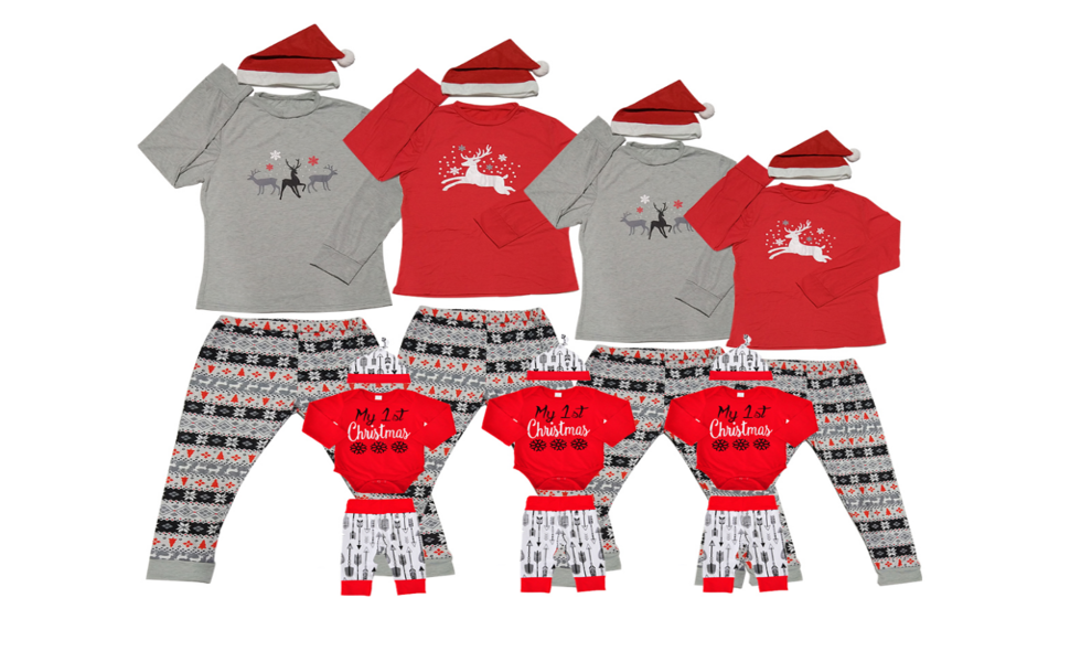ohmycos matching family christmas pajamas ideas perfect for families who love to have funperfect for a picture perfect holiday tradition