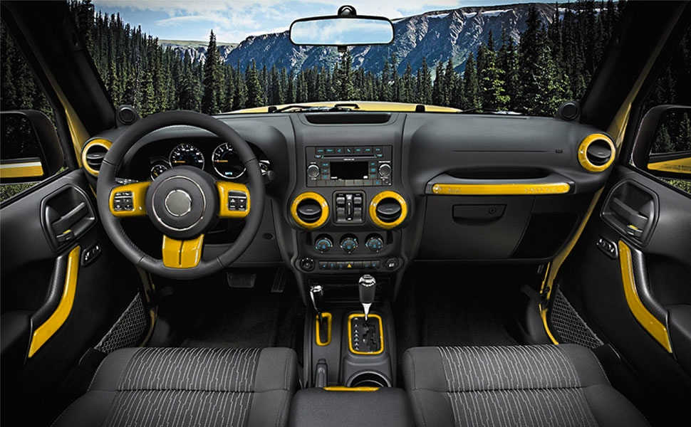2017 jeep wrangler interior trim kit. Black Bedroom Furniture Sets. Home Design Ideas