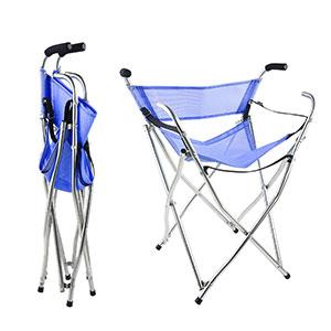 Amazon Com Frehsore Walking Stick Folding Cane Seat For