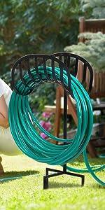 garden hose holder stand