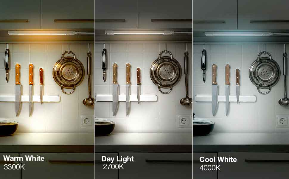 Amazon Com Led Concepts Under Cabinet Light Bar With 3