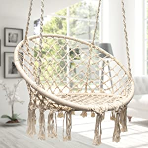 From The Bedroom To The Patio, This Swing Is A Cozy Way To Enjoy Every  Minute Of Your Leisure Time.