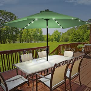 Transform Your Deck, Patio, Or Poolside Furniture With A Vibrant Umbrella,  Ideal For Relaxing And Entertaining.