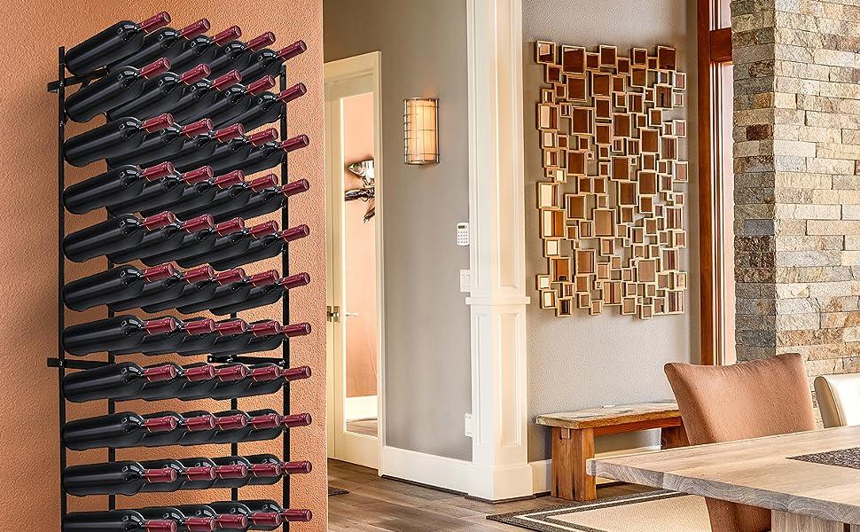 etc racks hold 150 bottles