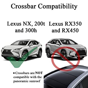Amazon Com Brightlines 2015 2019 Lexus Nx 200t 300h Non