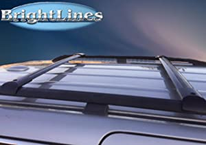 Amazon.com: BRIGHTLINES portaequipajes estilo OE: Automotive