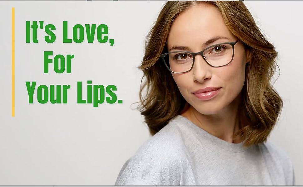 SPF 30 Travel lip balm TSA Certified organic hemp olive sunflower aloe Vitamin E