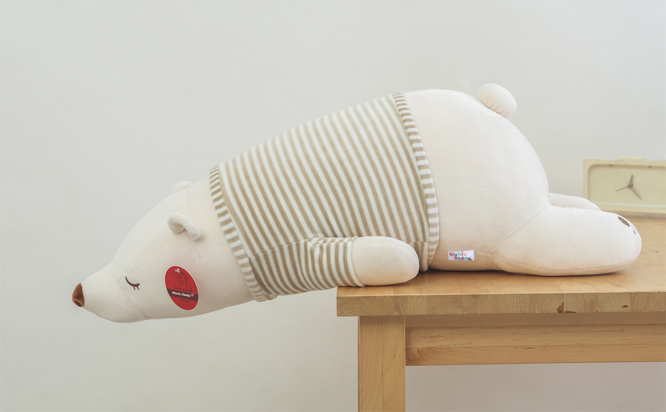 niuniu daddy polar bear