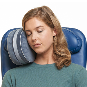 travel pillow neck pillow best for airplanes blanket flight socks scarf support most comfortable