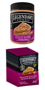 healthy gluten free keto friendly nut butter