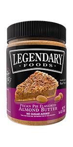 Pecan Pie Almond Butter