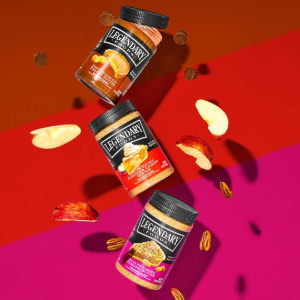 flavored nut butters healthy snacks