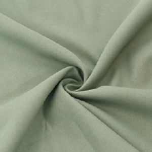stone washed duvet cover green