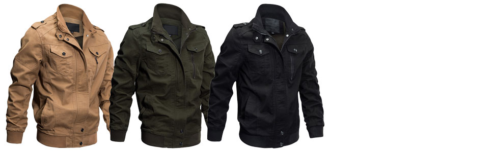 chouyatou Mens Simple Style Chest Pocket Quilted Zip Down Alternative Jacket