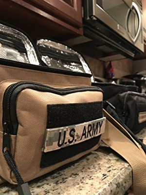 Amazon Com Hsd Tactical Lunch Bag Insulated Cooler