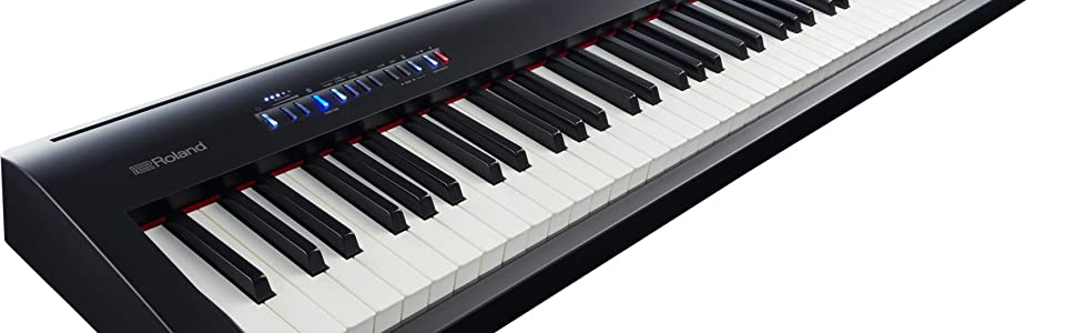 Roland FP-30 88-key Portable Bluetooth Digital Piano (PF-30) (FP-30-BK)