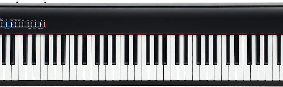 Roland FP-30 88-key Portable Bluetooth Digital Piano (PF-30) (FP-30-BK)