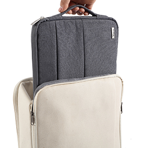 Amazon.com: Voova 15.6 14 15 Inch Laptop Sleeve Case with ...