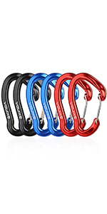 Quickdraw Carabiner
