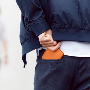 slim wallet, wallet, billfold, convenient, leather, RFID, carry