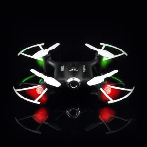 mini drone with led lights