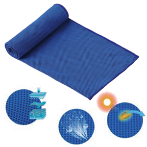 Cooling Towel Pack of 3 Sports Towels SKL Stay Cool Towel for Sports, Swimming, Women, Yoga, Workout, Athletes, Gym, Neck, Golf, Travel 40 inch x 12 ...