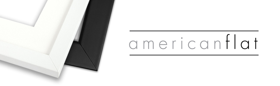 Americanflat Album Frame - Made to Display Album Covers LP Covers ...