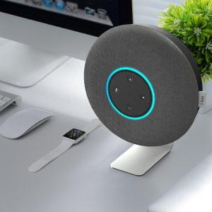 iBox Portable Speaker Dock for Amazon Echo Dot 2nd Generation