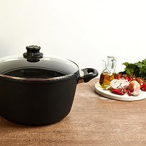 Stock pot, Soup pot, large pot, Deep pot