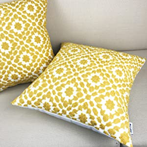 decorative throw pillow covers