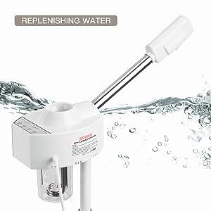 Replenishing Water