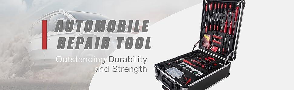 SUNCOO 710Pcs Tools Set