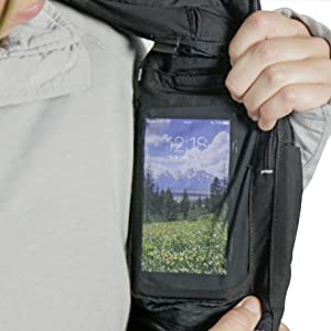 phone pocket