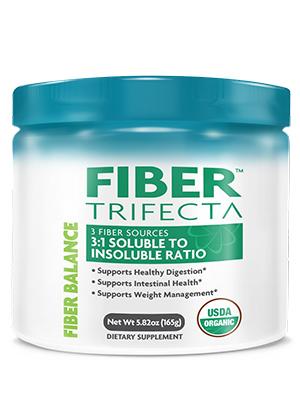 Amazon.com: Trifecta de fibra orgánica certificada por USDA ...
