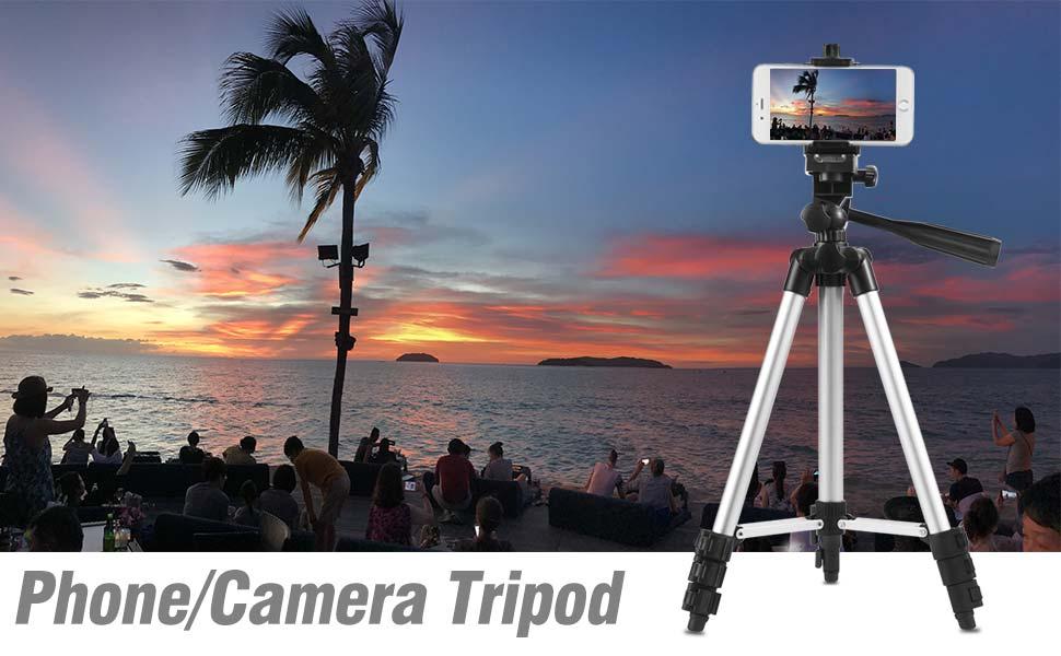 kamera masa üstü Hafif tripod Katlanır Kompakt uzun uzun sağlam Yürüyüş açık havada seyahat