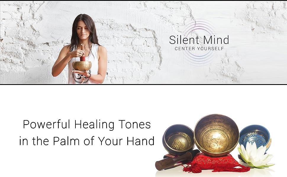 Silent Mind, Singing bowl
