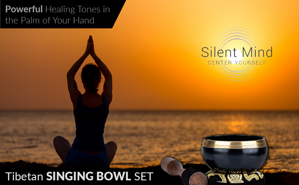silent mind singing bowl